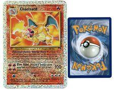 Pokemon Charizard Legendary Collection Box Topper Jumbo Reverse S1/S4 Damaged