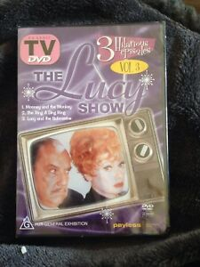 The lucy show 3 hilarious shows vol 3 dvd