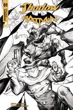 SHADOW BATMAN #1 (OF 6) PORTER SKETCH VARIANT DC COMICS