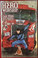 Hero Worship #1 - Comic Book - By Zak Penn & Scott Murphy - From Avatar Press