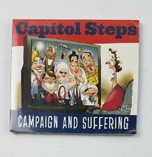 Campaign and Suffering [Slimline] by Capitol Steps (CD, Jul-2008, Capitol Steps)