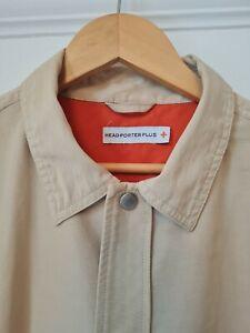 Head Porter Plus Coach Jacket, size Large, RRP £340