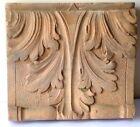 ntg 02 Fregio in legno intagliato a mano - Esecuzione inizio 900