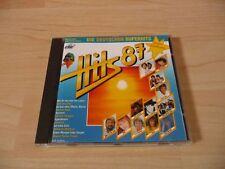 CD Hits 87 Deutsch: Roland Kaiser Udo Jürgens Udo Lindenberg Nicki Nicole Gitte