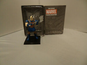 CLASSIC MARVEL FIGURINE COLLECTION SPECIAL ISSUE SKURGE