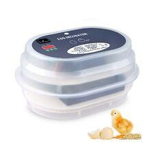 Egg Incubator, Hblife 9-12 Digital Fully Automatic Incubator for Chicken Eggs.