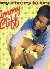 JIMMY CLIFF many rivers to cross HOLLAND 1976 EX LP