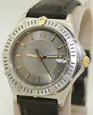 1995 Ladies Steel & 18K Gold Breitling Sirius Perpetual - B62022 - 30mm
