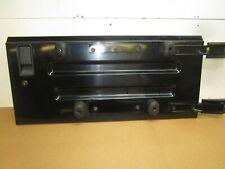 97-03 Jeep Wrangler TJ TAILGATE Trunk Door Black Good  hinges factory Mopar 97