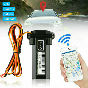 Mini GSM GPS Tracker Car Vehicle Global Motorcycle Tracking Locator Waterproof