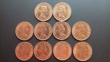 10 - Vintage Old Penny's 1967, UnCirculated