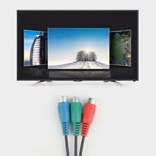 7 Pin S-Video Male to 3 RCA Female Video AV Adapter Cable for PC TV Laptop