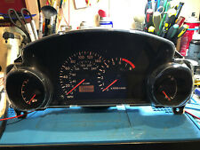 2001 DODGE STRATUS USED DASHBOARD INSTRUMENT CLUSTER FOR SALE