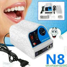 Dental Lab Electric Motor Micromotor Machine N8 For Marathon 45krpm High Speed