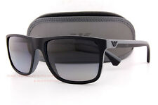 Brand New EMPORIO ARMANI Sunglasses 4033 5229/T3 BLACK GREY/GRADIENT GRAY  Men
