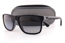d26e89b8ea8 Nueva marca EMPORIO ARMANI Gafas De Sol 4033 5229 T3 Negro Gris Gris  Degradado