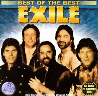Best Of The Best - Exile (CD Used Very Good)