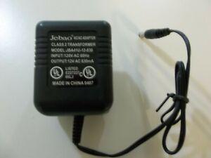 Jebao AC/AC Adapter JBA41U-12-830 class 2 transformer 120v input 12v output new