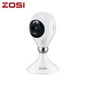 ZOSI 1080P Caméra IP WiFi Sans Fil Audio Bidrectionnel Bébé moniteur Alarme