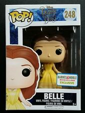 FUNKO POP BEAUTY AND THE BEAST SERIES BARNES AND NOBLE EXCLUSIVE BELLE