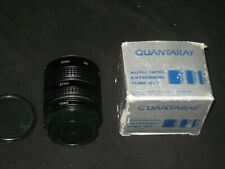 Automatic Extension Tube Set by Quantaray for minolta-MD