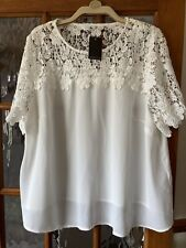 Two womens plus size tops 26/28