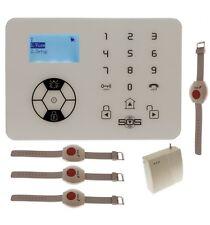 KP9 solo Sirena Wireless 200-400 METRI Personale Kit di Allarme di Panico D