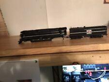 Bachmann Ho 4-8-4Western Pacific Steam Locomotives