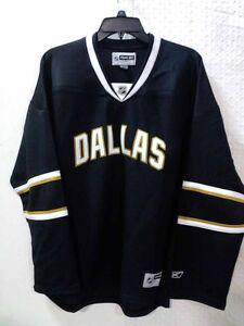 Reebok Women's Premier NHL Jersey DALLAS Stars Team Black sz XL