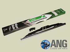 "LAND ROVER SERIES IIA & III LUCAS 11"" BLACK FRONT WINDSCREEN WIPER BLADE LWCB11"