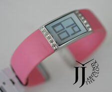 New Philippe Starck By Fossil Pink Rumeur Bangle Crystal PH1104