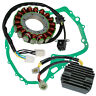Stator Regulator Rectifier & Gasket for Arctic Cat 400 Fis Man 2X4 4X4 2003-2008