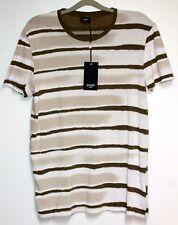 Joop t-shirt beige caqui tamaño de banda m nuevo con etiqueta