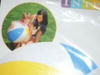 "Wasserball von INTEX inflatable Beach Ball 24"" Inch Neu"