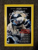 National Geographic Magazine October 1986 Soviets In Space, Netherlands, Deer