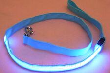 1PC Pet Dog LED Flashing Light Harness Nylon Lead Light GlowLeash Rope Belt LJ