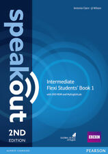Speakout Intermediate 2nd Edition Flexi Students' Book 1 Pack