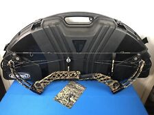 Matthews Monster Chill R Camo Design Bow w/ Black Case