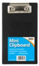 Nero Mini appunti-Piccola tasca A6 Clip Board TIGER 301438