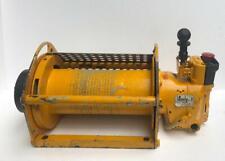 INGERSOLL RAND LS2-600RGC-L-CE PNEUMATIC AIR TUGGER/ WINCH 600 KGS CAPACITY