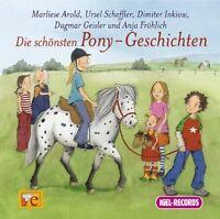 MARLIESE AROLD - DIE SCHÖNSTEN PONY-GESCHICHTEN  CD NEW