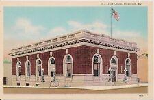 U.S. Post Office Maysville KY Postcard