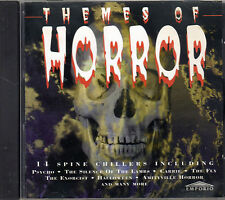 THEMES OF HORROR by Original Soundtrack: SCARY MUSIC FOR HALLOWEEN NIGHT! RARE!!