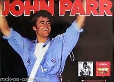 John Parr 1985 St. Elmo's Fire Original Promo Poster