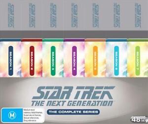 Star Trek - The Next Generation - The Complete Series DVD
