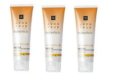 3 X Avon Nutraeffects Radiance Tinted Moisturiser Nutra Effects Spf20