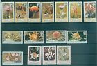 FLEURS - FLOWERS SWAZILAND 1980 Common Stamps