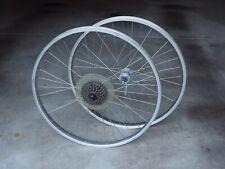 """Vintage Maillard Diablo 26"""" Wheelset - Double Wall Alloy Mountain Bike Wheels"""