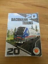 Bachmann Trains Catalog 2020 Edition Paperback