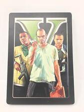Grand Theft Auto 5 V GTA 5 Collector's Edition Steelbook Microsoft Xbox 360 Game